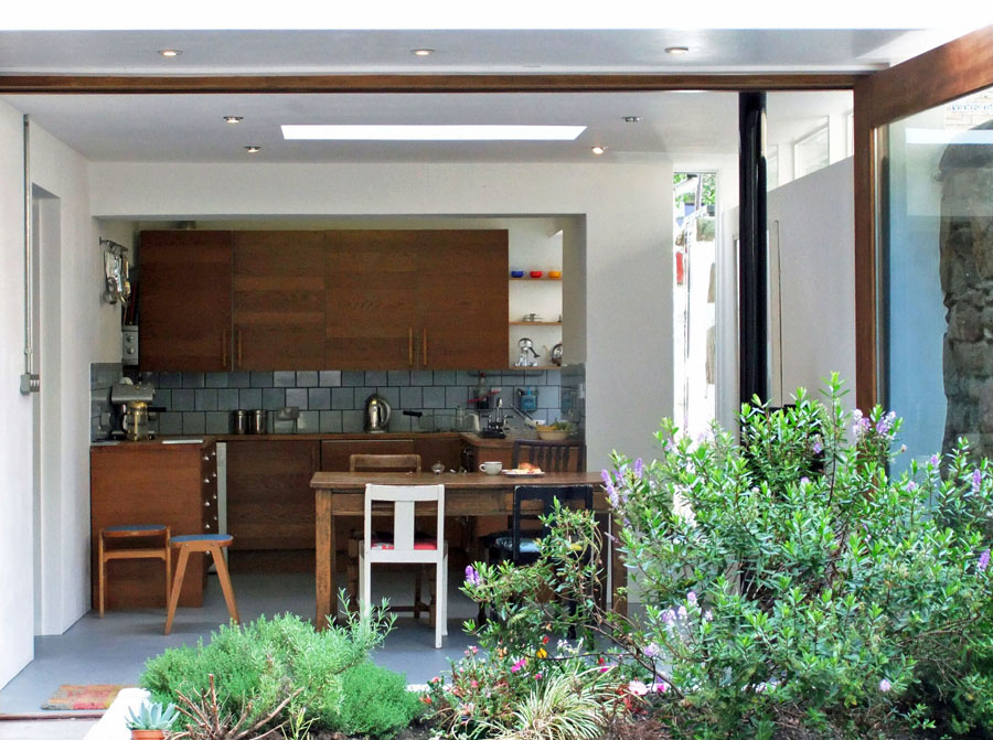 Villa extension james robertson architect for Extension villa
